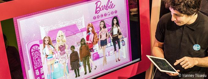 Fond Decor Maison De Barbie